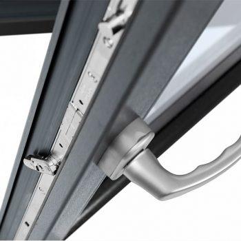 Serramenti PVC particolare Maniglia Apertura